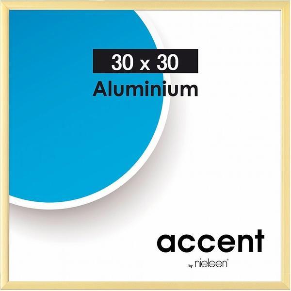 Nielsen Bilderrahmen Accent 30x30 gold