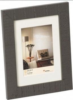 walther design Holz-Bilderrahmen Home 40x50 grau
