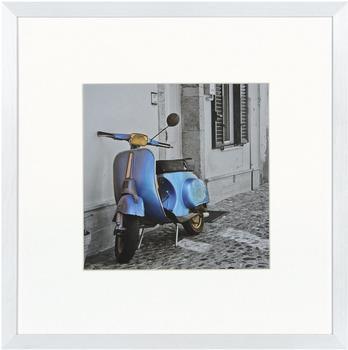 Henzo Bilderrahmen Umbria 30x30 weiß