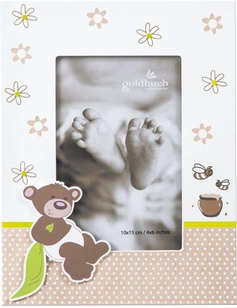 Goldbuch Babyrahmen Honigbär 10x15