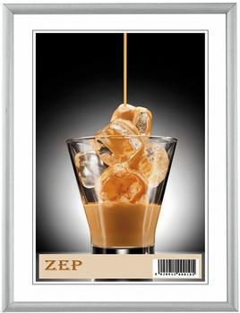 ZEP Aluminium-Rahmen Basic 13x18 silber