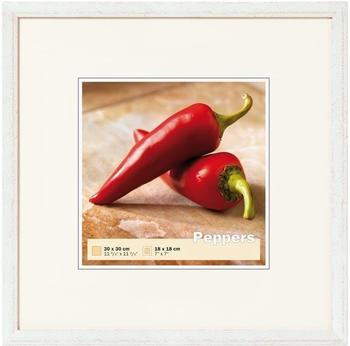 walther design Peppers 30x30 silber