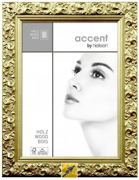 Nielsen Bilderrahmen Arabesque 30x40 gold