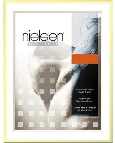 Nielsen Alu-Bilderrahmen Classic 30x40 gold matt