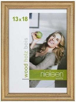 Nielsen Holzrahmen Ascot 13x18 gold