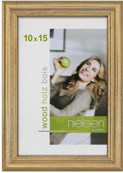 Nielsen Holzrahmen Ascot 10x15 gold