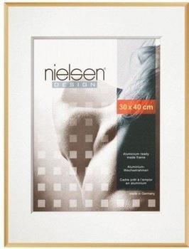Nielsen Alu-Bilderrahmen Pixel 10x15 gold