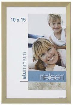 Nielsen Alu-Bilderrahmen Pixel 10x15 leuchtendrot