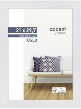 Nielsen Bilderrahmen Oslo 21x29,7 weiß