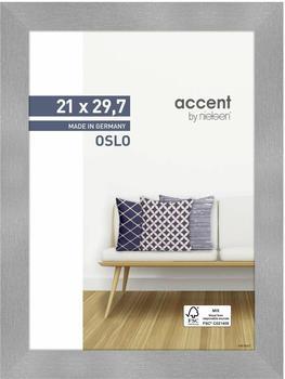 Nielsen Bilderrahmen Oslo 21x29,7 silber