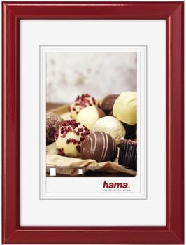 Hama Kunststoffrahmen Bella Mia 13x18 burgund