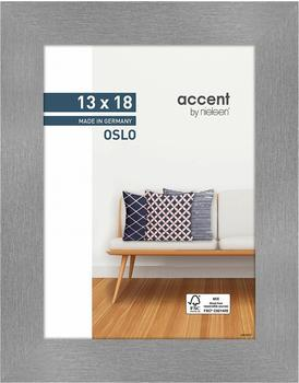 Nielsen Accent Oslo 13x18 silber