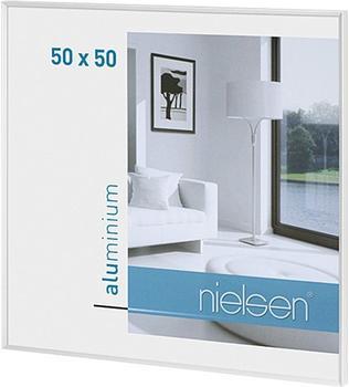 nielsen-bilderrahmen-pixel-50x50-weiss-glaenzend