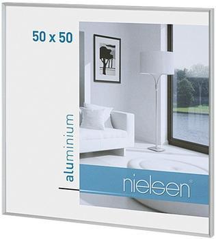 nielsen-bilderrahmen-pixel-50x50-silber-matt