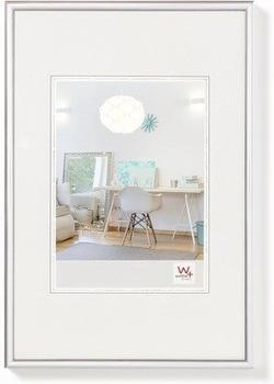 walther design Kunststoffrahmen New Lifestyle 59,4x84 silber