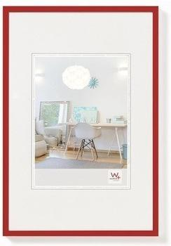 walther design Kunststoffrahmen New Lifestyle 24x30 rot
