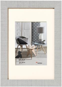 walther design Holzrahmen Home 20x30 hellgrau