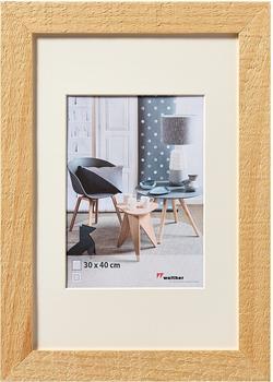 walther design Holzrahmen Home 30x40 natur