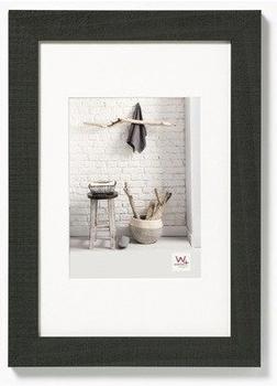 walther design Holzrahmen Home 21X29,7 schwarz