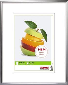Hama Kunststoffrahmen Sevilla 21x29,7 silber-matt