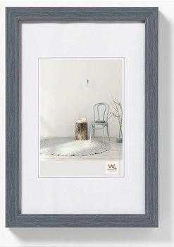 walther design Kunststoffrahmen Varjo 40x50 grau