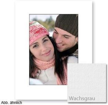 Nielsen Passepartout 30x40/20x30/1,4 wachsgrau