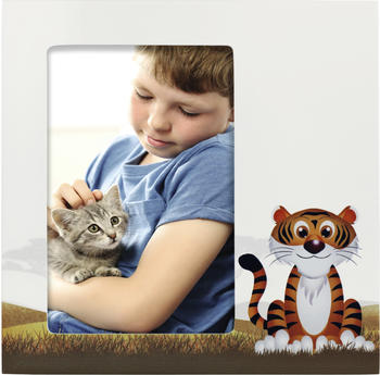 Hama Porträtrahmen Tiger Liam 10x15