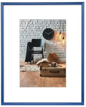 Hama Kunststoffrahmen Sevilla 40x60 blau