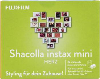 Fujifilm Shacolla Box Instax Mini Herz