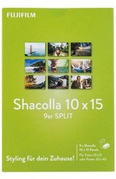 Fujifilm Shacolla Box für 10x15 9er Split