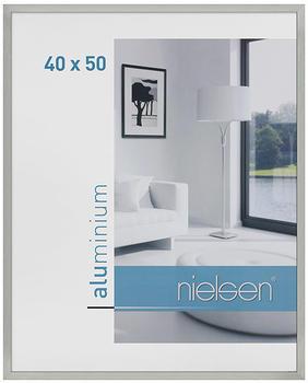 Nielsen Alurahmen C2 40x50 silber matt