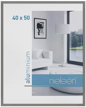 nielsen-alurahmen-c2-40x50-grau-matt