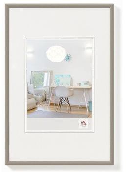 walther design Kunststoffrahmen New Lifestyle 42x59,4 stahl