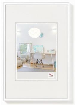 walther design Kunststoffrahmen New Lifestyle 42x59,4 weiß