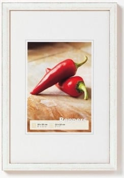 walther design Peppers 40x50 silber