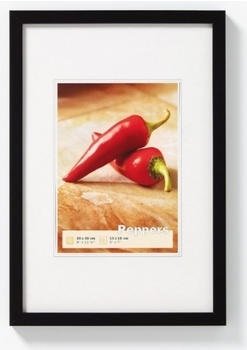 walther design Peppers 40x50 schwarz