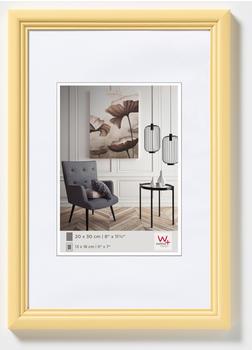 walther design Holzrahmen Living 30x45 natur