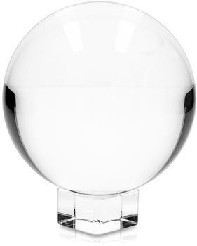 Navaris K9 Glaskugel Ø 100mm mit Ständer