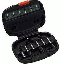 Bosch Fräserset 8 mm-Schaft, 6-teilig (2607019463)
