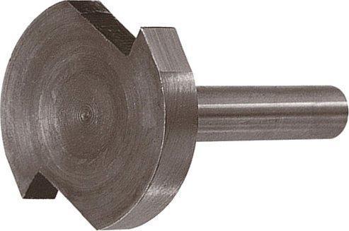 Wolfcraft Schaft für Scheiben-Nutfräser, 8 mm (3931000)