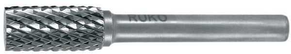 RUKO Hartmetall-Frässtift 12 mm Zylinder (116013)