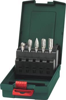 Metabo HM-Fräser-Set, Schaft 6 mm, 5-tlg. (6.28403.00)