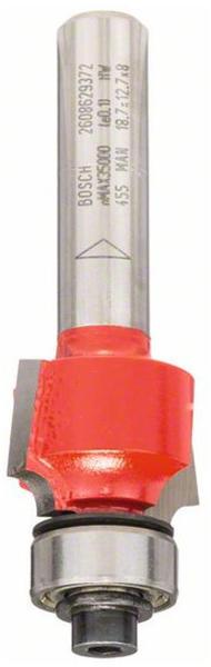 Bosch Abrundfräser 8 / R 3 / D 18,7 / L 12,7 / G 55 mm (2608629372)