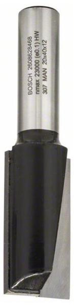 Bosch Nutfräser 12 / D 20 / L 40 / G 81 mm (2608628468)