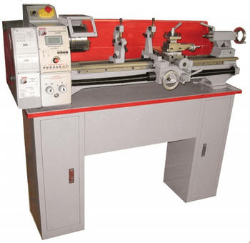 Holzmann Maschinen ED750FD_230V Metall Drehmaschine 730/1000W