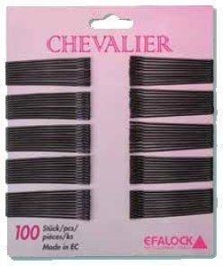 Efalock Chevalier Haarklemme - 5 cm (100 Stk.)