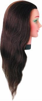 Fripac-Medis Frisier- und Haarschneide-Übungskopf (60 cm)