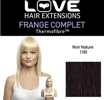 Love Hair Extensions Thermofiber Clip-In-Vollpony 30 cm