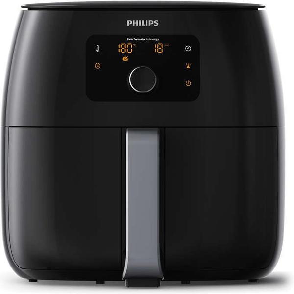 Philips Avance Collection Airfryer XXL Twin TurboStar HD9650/90