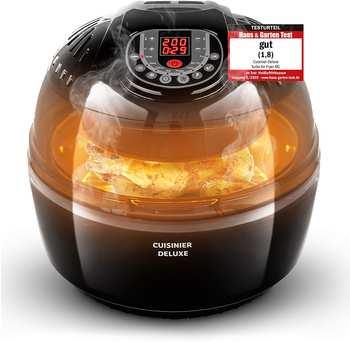 Cuisinier Deluxe Premium Air Fryer XL
